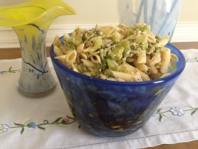 Chicken and Broccoli Pasta Salad