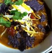 Weight Watcher's Taco Soup