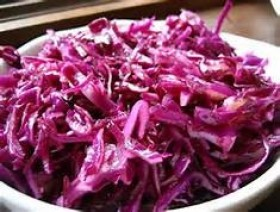 Pickeled Red Cabbage (Rød Kål)